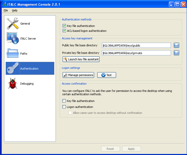 Other windows server client client italc configuration 2.png