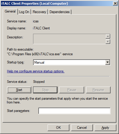2008 r2 windows italc stop service.png