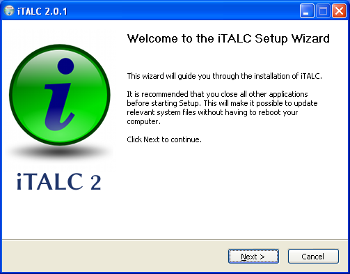 Other windows server client client italc installation 1.png