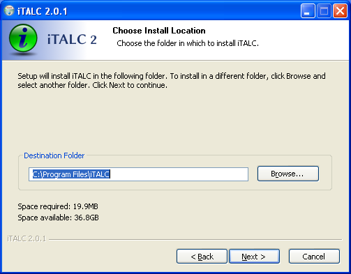 Other windows server client client italc installation 3.png